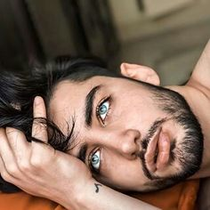 20 Trendy Ideas For Eye Beautiful Men Most Beautiful Eyes, Beautiful Men Faces, Stunning Eyes, Male Eyes, Male Face, Blue Eyed Men, Eye Candy Men, Handsome Faces, Handsome Man