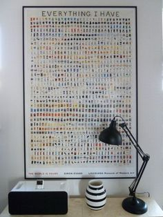 DIY rammer til plakater