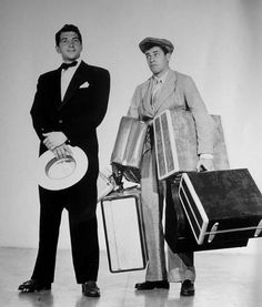 Dean Martin, Jerry Lewis-- The Stooge