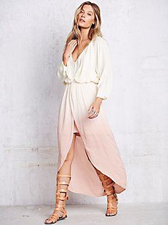 Free People Maxi: photo outfits