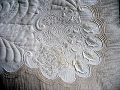 embroidery + quilting