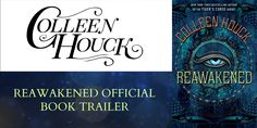 Egyptian Mythology . . . Handsome Prince . . . Savvy Heroine . . . Epic  Journey . . . Danger & Adventure . . . ROMANCE!!     What's not to LOVE??  CHECK OUT the book trailer for New York Times Bestselling author Colleen Houck's new Egyptian book series #REAWAKENED,https://youtu.be/JPE_4973INg, due to be released August 2015!!  Preorder it NOW at your favorite book buying place!!