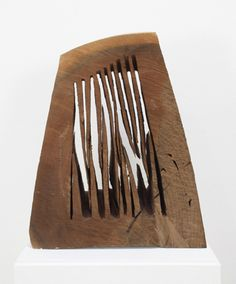 David Nash, (born 14 November 1945) is a British sculptor based in Blaenau Ffestiniog. Nash has worked worldwide with wood, trees and the natural environment.