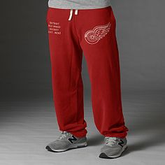 352c73efaca  47 Brand Detroit Red Wings Varsity Warm Up Pants - Shop.NHL.com