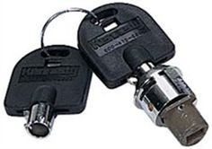 KENNEDY-80403-TUBULAR HIGH SECURITY LOCK & KEY SET by Kennedy. $22.25. TUBULAR HIGH SECURITY LOCK & KEY SET