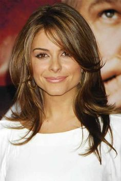 Layered Frisuren Mit Pony Lange Haare Layered Frisuren Mit Pony Lange Haare posted on Casual Frisur. … Halblang Layered Frisuren Mit Pony Lange Haare Layered Frisuren Mit Pony Lange Haare posted on Casual Frisur. Hairstyles With Bangs, Cool Hairstyles, Brunette Hairstyles, Style Hairstyle, Straight Hairstyles, Hairstyles 2018, Hairdos, Hairstyle Ideas, Long Haircuts With Bangs