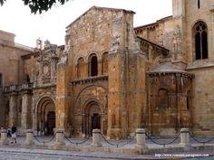 Basilica de San Isidoro Leon