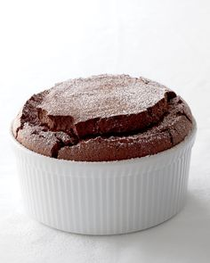 Souffles have a reputation for being temperamental, but they're actually very simple. They get their signature height from stiffly beaten egg whites. Using a few staple ingredients, you can whip up a dessert that's guaranteed to impress at a dinner party yet easy enough for a casual supper.