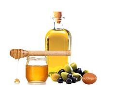 How to: make your own Hair mask with honey, olive oil & egg. #haircare #naturalhair #diy