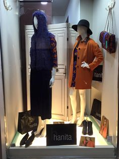 #Hanitashopping  Our weekend starts from Angri (Italy) , with Acanfora 1972 that show an Hanita corner in his store!