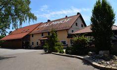 Landgasthaus Almhof  AlmRefugio Landhotel - Der Anfang