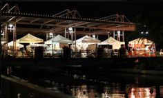 ArtBridge Thursdays take place every Thursday evening through April from 5 – 10 p.m. at the Marshall Way Pedestrian Bridge in Scottsdale. Stay at Desert Shadows RV Resort to relax and unwind. #camping #rving #rvpark #phoenix #gorving
