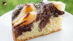 Birnen Marmor Kuchen