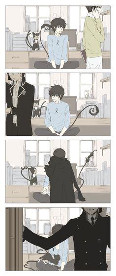 Yukio & Rin (Ao no Exorcist )