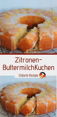 Italian Lemon Pound Cake is the only lemon cake recipe you will ever need! Food Cakes, Pear Upside Down Cake, Italian Lemon Pound Cake, Hot Milk Cake, German Baking, Sour Cream Cake, Pound Cake Recipes, Eat Smart, No Bake Cake