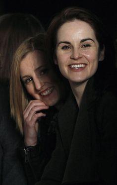 Laura & Michelle