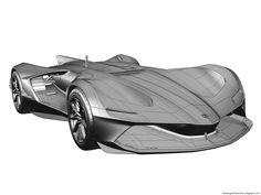 Lamborghini 3D Alias Model
