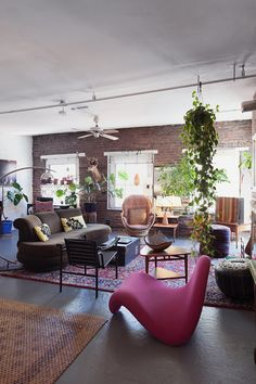 A Jewelry Designer in Brooklyn Fills her Home with Vintage Finds | Design*Sponge