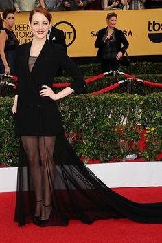 Emma Stone - Boss