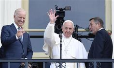 Embrace Immigrants says Pope -