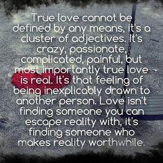 Tis truth my Love