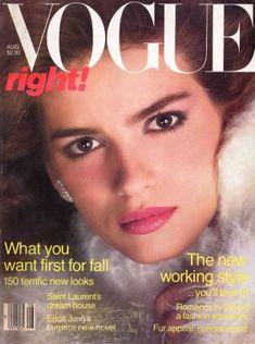 Gia VOGUE Cover