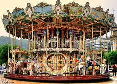 Two-story Carousel
