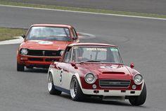 1968 Datsun Fairlady 2000 &1975 Honda Civic RS