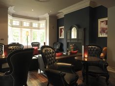 The Balmoral is ideally suited to accommodating small, contemporary wedding parties. #BoutiqueHotel #Harrogate #UKVenues #WeddingVenues