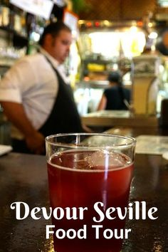 Top Things to do in Seville Spain. Seville, Spain Food Tour. Travel in Europe.