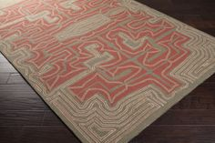 Labrinth Designed by Julie Cohn and Merle Lindby Young Contemporary Rugs, Contemporary Furniture, Dining Table Rug, Rugs Usa, Outdoor Rugs, Indoor Outdoor, Accent Furniture, Shag Rug, Area Rugs