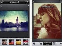 Get an awesome photo editing app. We recommend Snapseed.