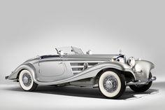 12. sırada: 1937 Mercedes-Benz 540K Special Roadster  Fiyatı: 9.680.000$ / 21.296.000TL