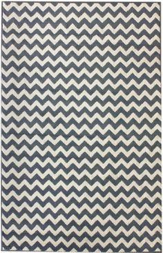 Thinner, acrylic rug, Rugs USA Home Value Chevron Light Blue Rug - SUPER bargain! 5x7 on sale $48