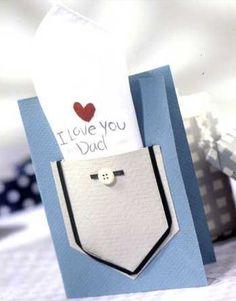 Cómo hacer tarjetas para el Día del Padre