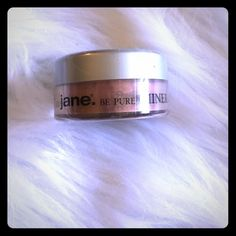 Jane be pure mineral blush bronzer mink Brand new still sealed! Jane Makeup Blush