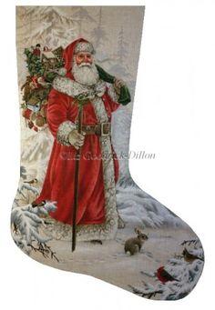 Wilderness Santa