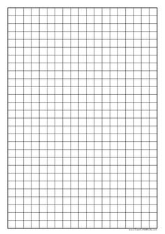 Graph Paper | Graph Paper Printable Click On The Image For A Pdf Version Which