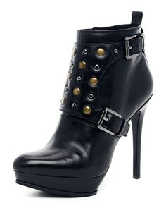 MICHAEL Michael Kors  Studded Ankle Boot.