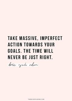 How To Take Action When You Dont Feel Ready - Quote Positivity - Positive quote - Girl Boss Quotes Positive Quotes Frases Girl Boss, Girl Boss Quotes, Woman Quotes, Good Girl Quotes, Now Quotes, Quotes To Live By, Life Quotes, Me Time Quotes, Waiting Quotes