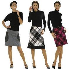 Burda - Skirt 8281