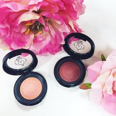 #Repost from our @phoenixtakapuna store! ・・・ Few of our favourite products here in Takapuna! Two of our beautiful baked blushes in shades Zinnia and Dahlia 💓