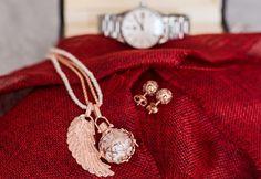Šperky, ktoré vedia čarovať Dna, Pendant Necklace, Jewelry, Fashion, Moda, Jewlery, Jewerly, Fashion Styles, Schmuck