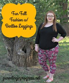 Super cute leggings for Fall from Bentibo! #ad #Leggings #FallFashion #Fashion #Bentibo #ParentingInProgress  http://parentinginprogress.net/2016/10/21/bentibo-leggings