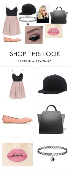"""""""Bk Set #5"""" by isabell-frazier ❤ liked on Polyvore featuring Topshop, H&M, ZAC Zac Posen, women's clothing, women, female, woman, misses and juniors"""