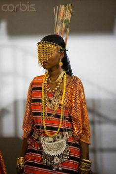 Djibouti | Dancer in traditional dress celebrates the 30th anniversary of the independence of Djibouti on the day of their national holiday | © Patrick Robert
