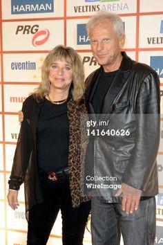 Suzy Quatro and Husband #2 Rainer Haas