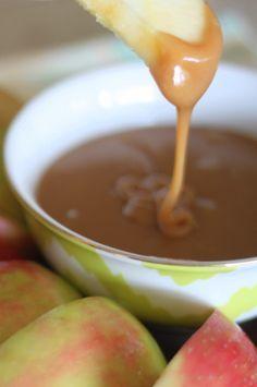Easy Caramel Apple Dip | Kitchen Treaty