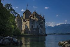 Cathedral, Mansions, House Styles, Building, Travel, Switzerland, Scenery, Viajes, Buildings