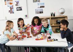 Lego llega al curriculum escola y edukative se adelanta a la formación de alumnos ofreciendo su extraescolar de robótica educativa.
